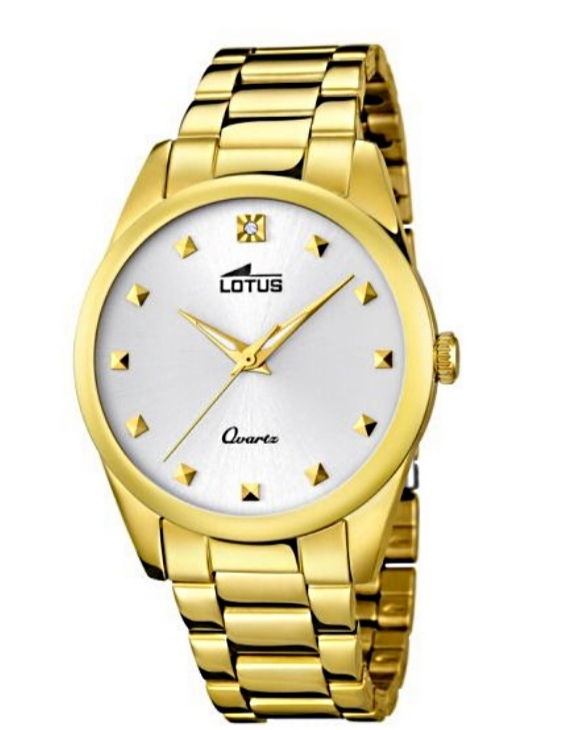 Reloj LOTUS 18143/1 TRENDY Brazalete Acero Mujer