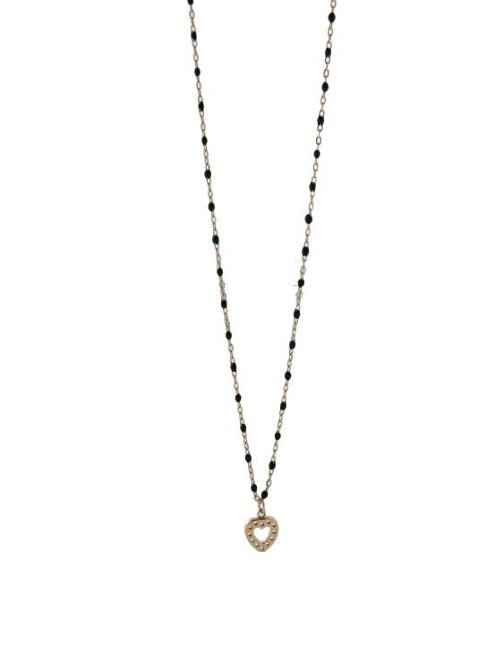 Collar LISKA LAD8112CL-R Plata Mujer