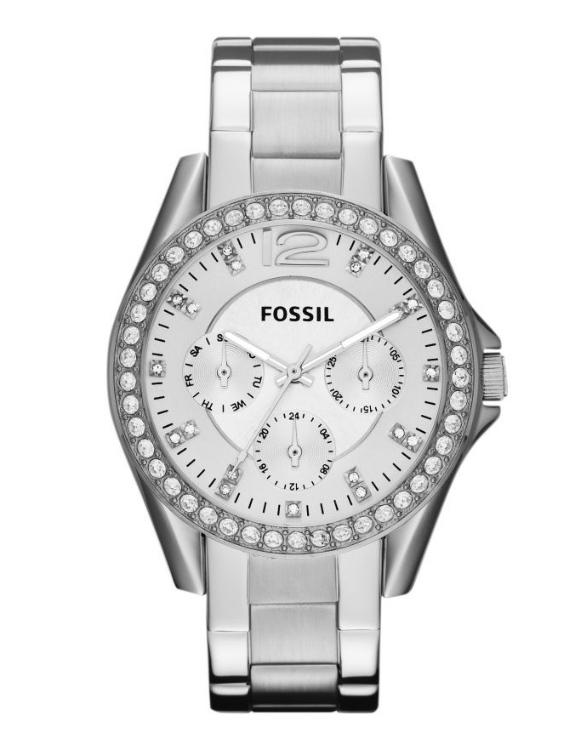 Reloj FOSSIL ES3202 RILEY Acero con Swarovski Mujer