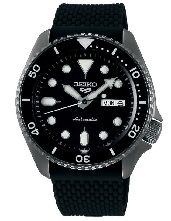 Reloj Seiko SRPD65K2 5 SPORTS Automatico Acero Hombre