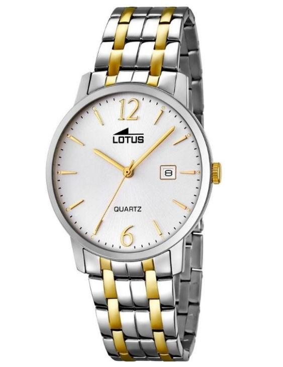 Reloj LOTUS 18176/1 CLASSIC Brazalete Acero Hombre
