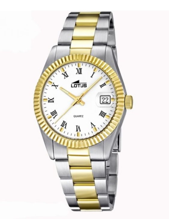 Reloj LOTUS 15823/1 CLASSIC Acero Bicolor Mujer