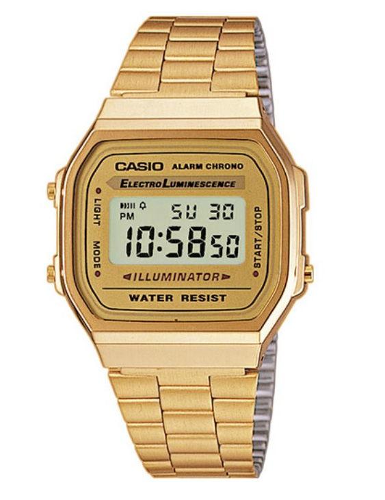 Reloj CASIO A168WG-9EF Digital Unisex