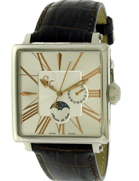 Reloj GUESS COLLECTION 25031G1 Multifunción Correa Piel Hombre