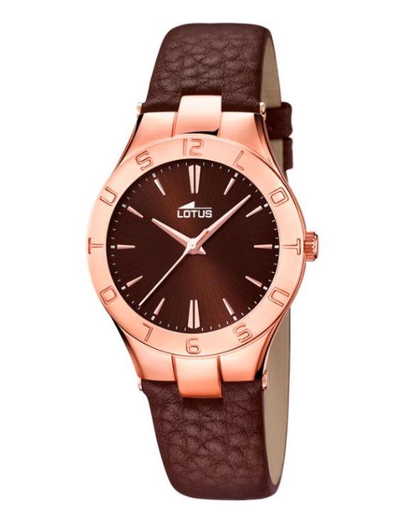 Reloj LOTUS 15901/2 TRENDY Correa Piel Mujer