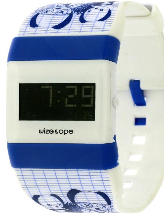 Reloj WIZE AND OPE WO-LR-1 Digital Correa Poliuretano Unisex