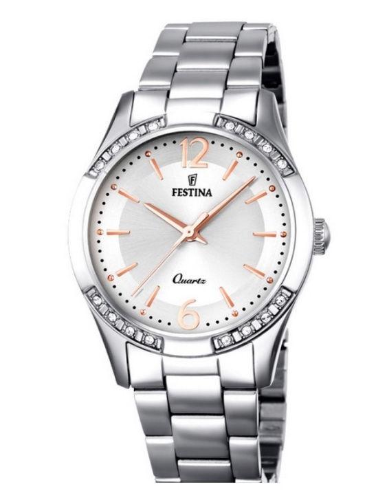 Reloj FESTINA F16913/1 BOYFRIEND Acero con Circonitas Mujer