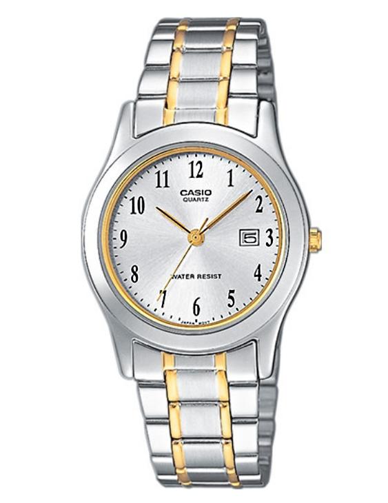 Reloj CASIO MTP-1264PG-7BEF Acero Bicolor Hombre