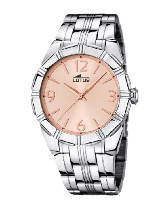 Reloj LOTUS 15984/3 TRENDY Brazalete Acero Mujer