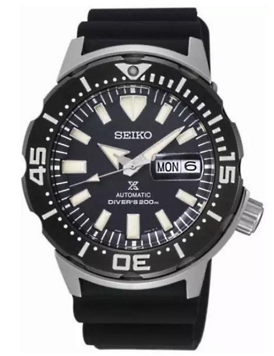 Reloj Seiko SRPD27K1 DIVER'S MONSTER Automático Acero Hombre