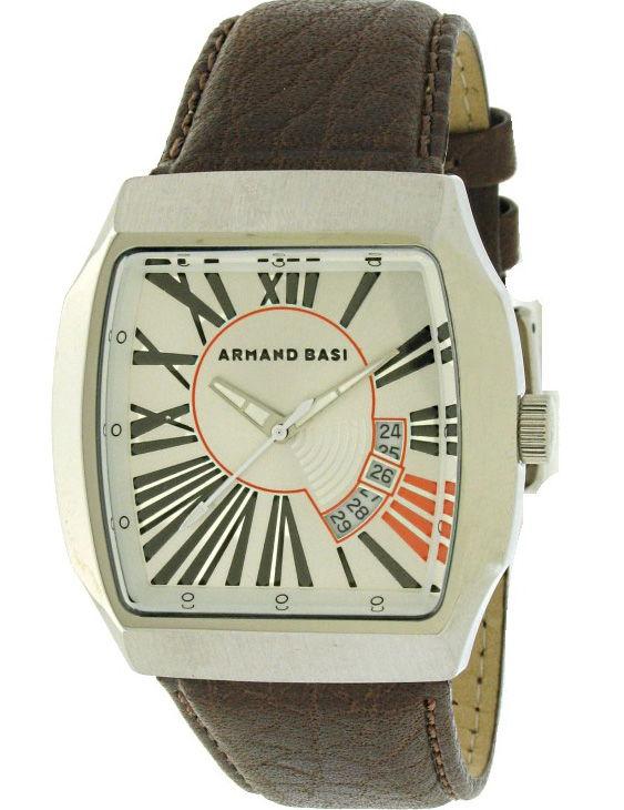 Reloj ARMAND BASI A-0431G-01 Correa Piel Hombre