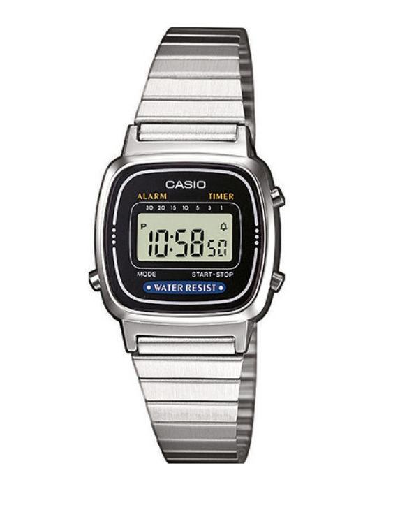 Reloj CASIO LA670WEA-1EF Digital Mujer