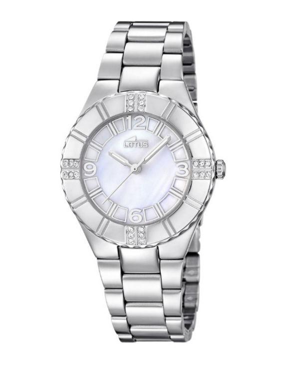 Reloj LOTUS 15905/1 TRENDY Brazalete Acero Mujer