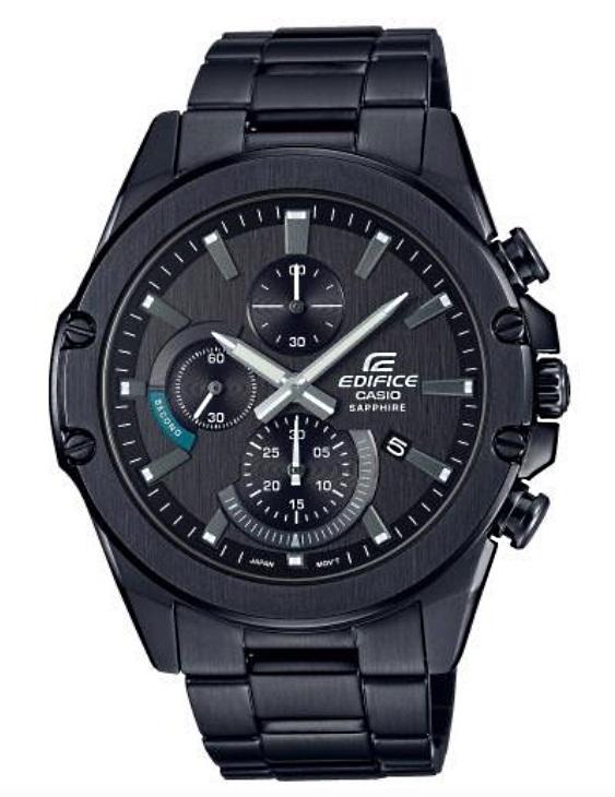 Reloj CASIO EFR-S567DC-1AVUEF EDIFICE Acero IP Negro Hombre
