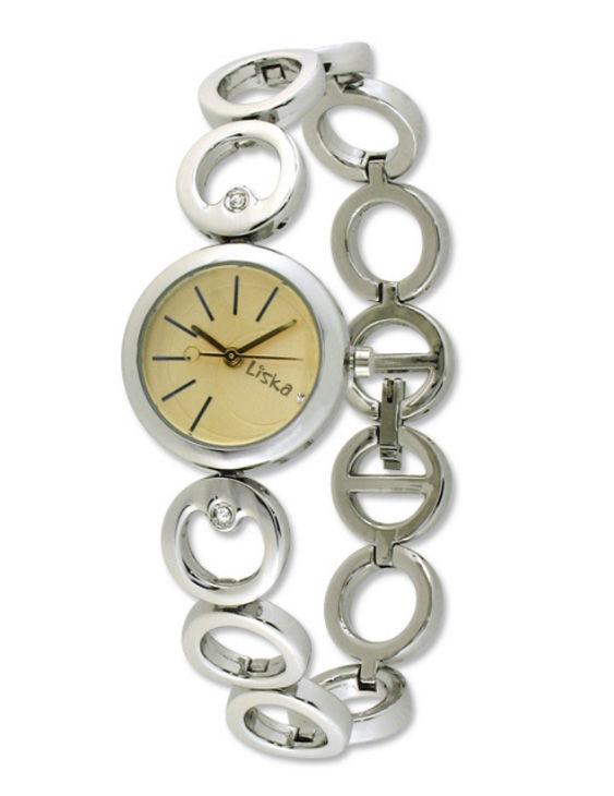 Reloj LISKA Acero Mujer