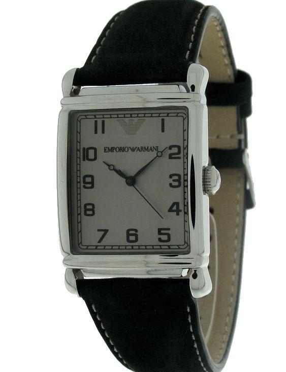Reloj EMPORIO ARMANI AR0223 Correa Piel Hombre