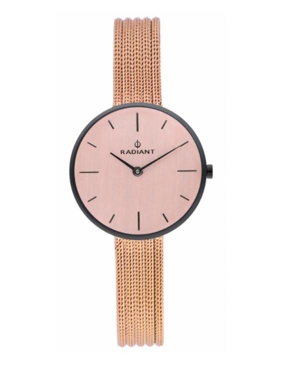 Reloj RADIANT RA522604 CELINE Acero IP Rosa Mujer