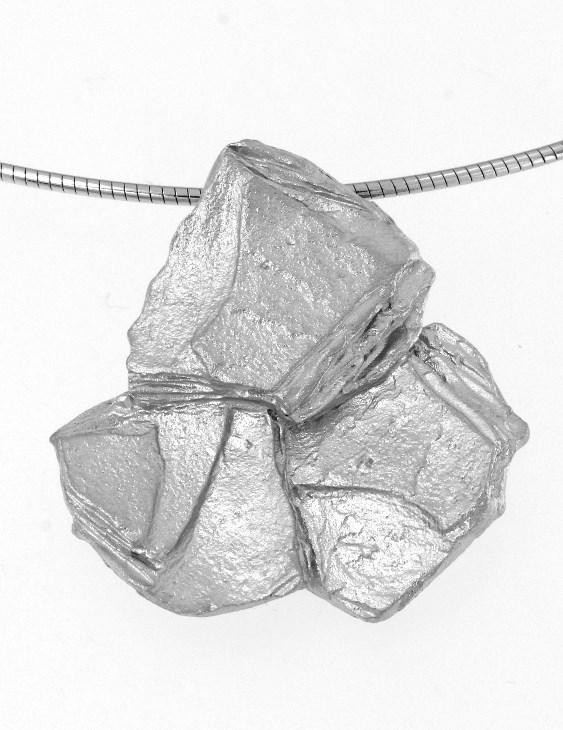 Colgante PERM044 Plata Mujer