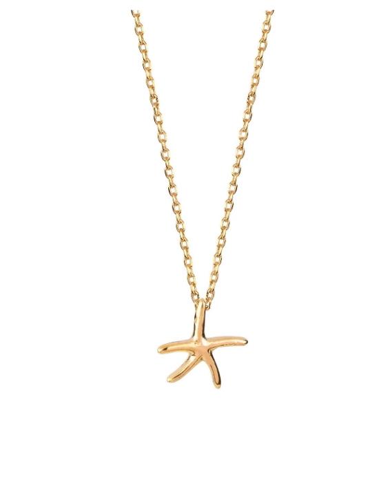 Collar VIDAL&VIDAL X4573738 Metal Antialérgico con Baño de Oro Mujer