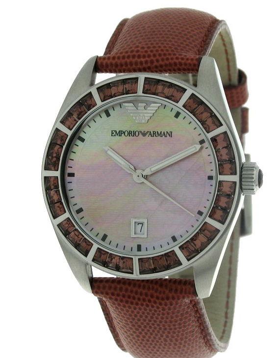Reloj EMPORIO ARMANI AR0530 Correa Piel Mujer