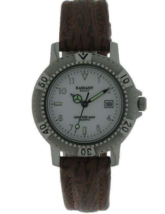 Reloj RADIANT 2110010-1 Correa Piel Mujer