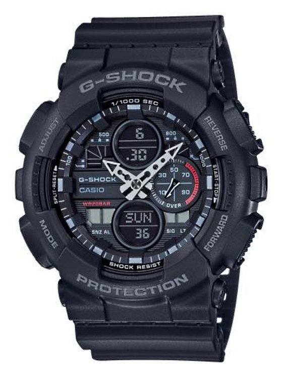 Reloj CASIO GA-104-1A1ER G-SHOCK Digital Hombre