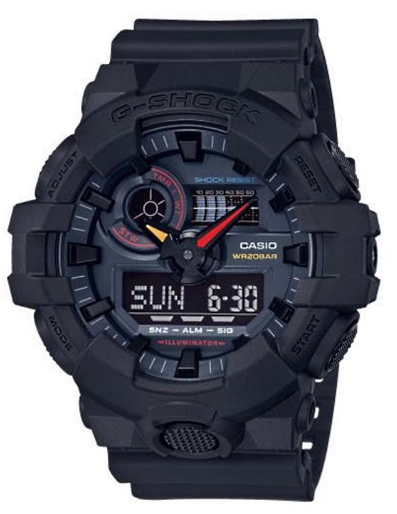 Reloj CASIO GA-700BMC-1AER G-SHOCK Digital Hombre