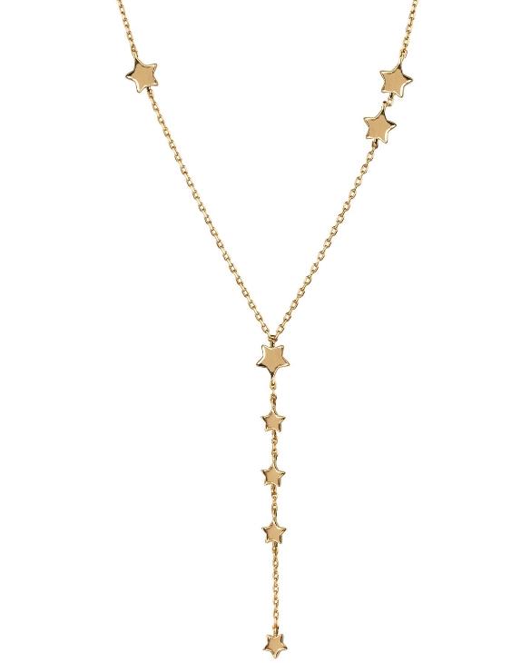 Collar VIDAL&VIDAL X4515438 Metal Antialérgico con Baño de Oro Mujer