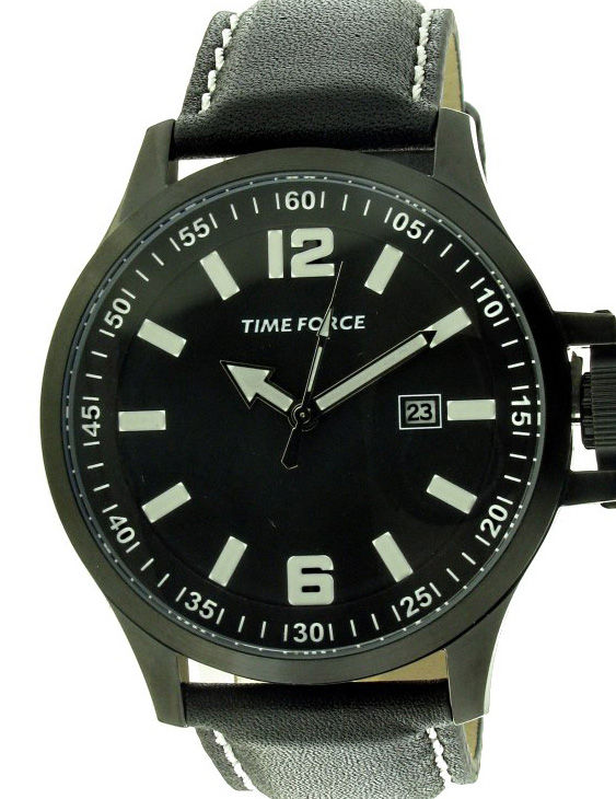 Reloj TIME FORCE TF3266M01 Correa Piel Hombre