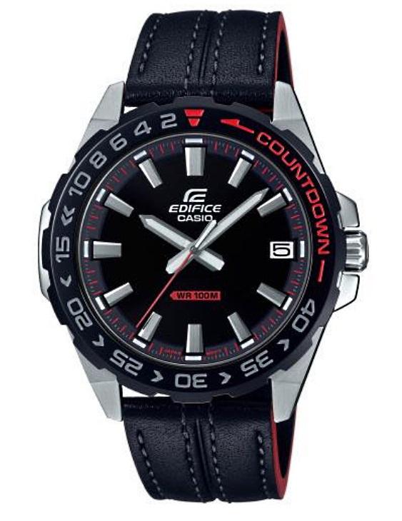 Reloj CASIO EFV-120BL-1AVUEF EDIFICE Piel Hombre