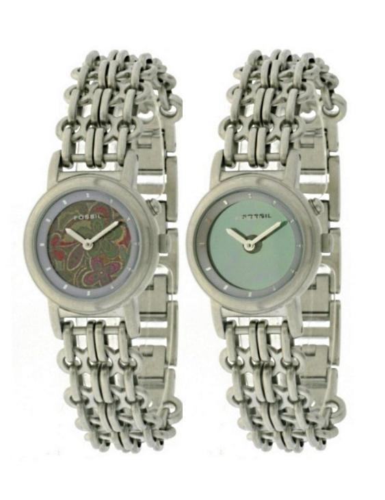 Reloj FOSSIL BG2030 BIG TIC Brazalete Acero Mujer