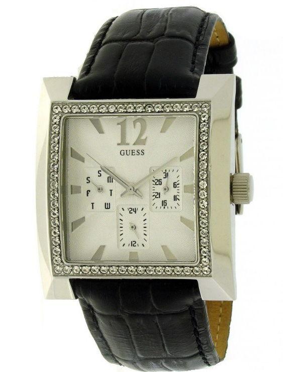 Reloj GUESS 11021L1 Multifunción Correa Piel Mujer