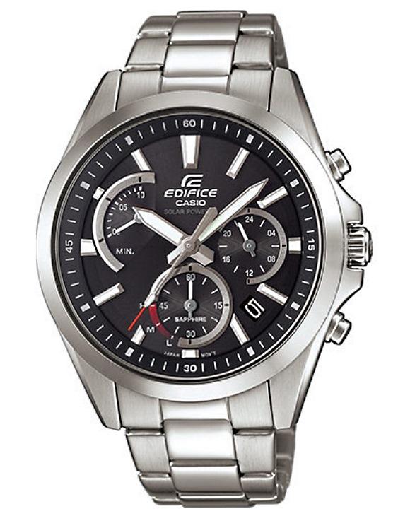Reloj CASIO EFS-S530D-1AVUEF EDIFICE SOLAR Cronógrafo Piel Hombre