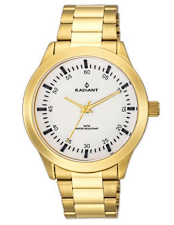 Reloj RADIANT RA478201 PAELA Acero Dorado Hombre
