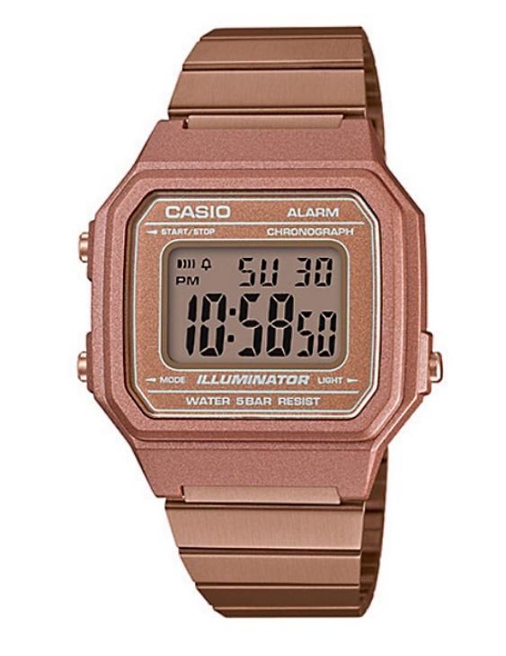 Reloj CASIO B650WC-5AEF Digital Unisex