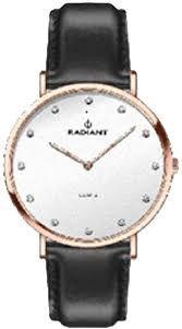 Reloj RADIANT RA379607 NEW LIBERTY Acero con Circonitas y Piel mujer