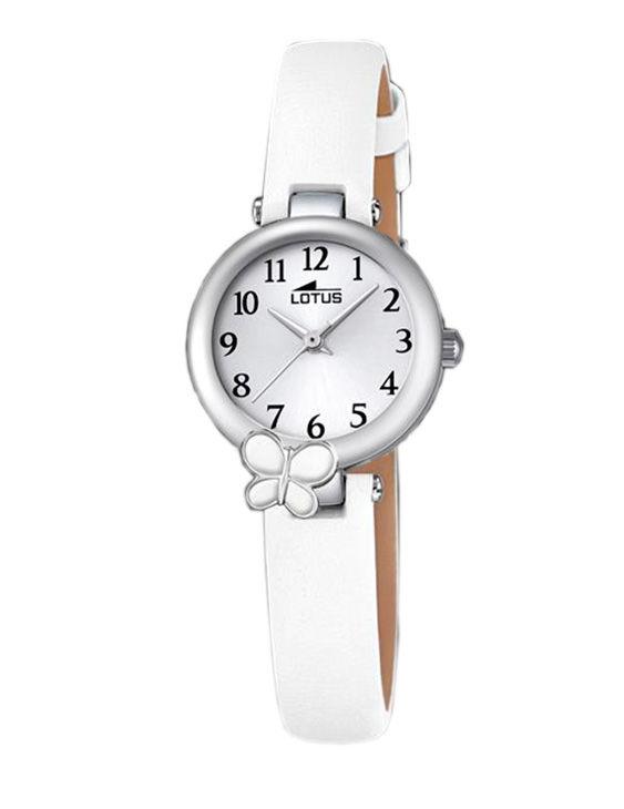 Reloj LOTUS 18263/1 y Pulsera Plata de Regalo Niña