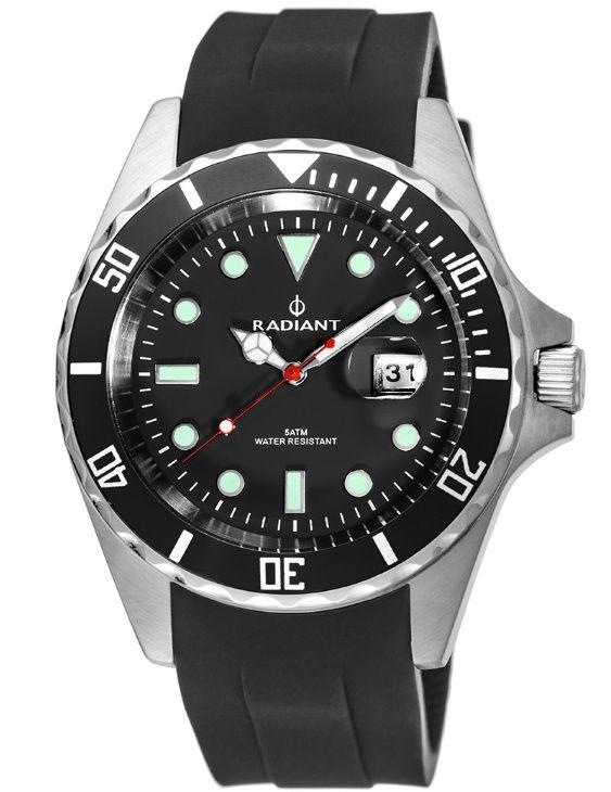 Reloj RADIANT RA410601 Brazalete de Caucho Hombre