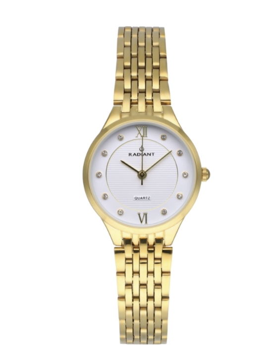 Reloj RADIANT RA526202 BRAVE Acero IP Dorado Mujer