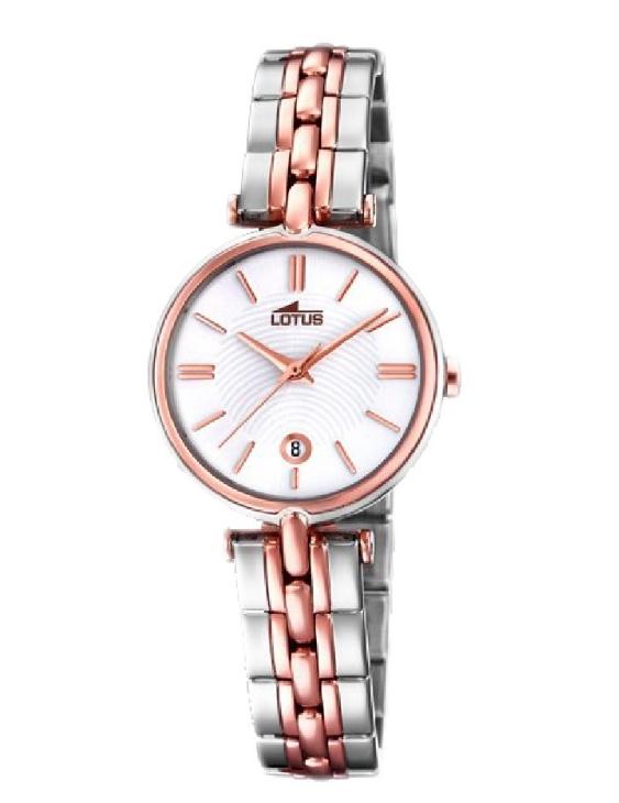 Reloj LOTUS 18457/2 BLISS Acero Bicolor IP Rosa Mujer