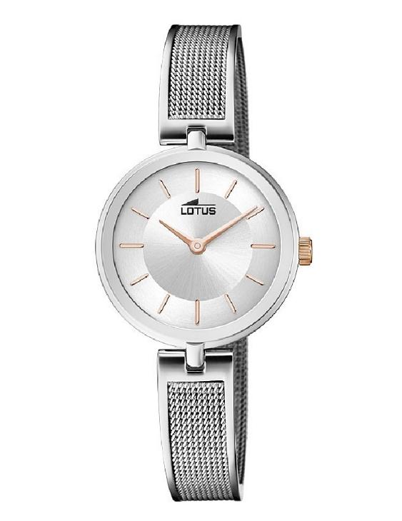 Reloj LOTUS 18597/1 BLISS Acero Mujer