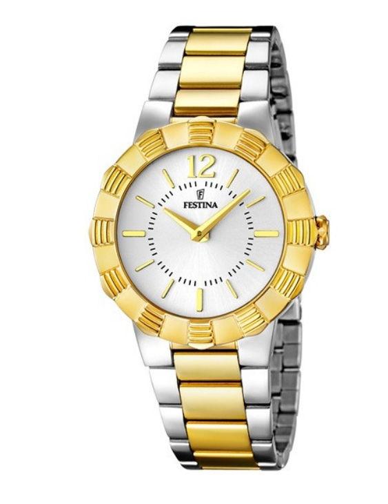 Reloj FESTINA F16731/1 MADEMOISELLE Brazalete Acero Bicolor Mujer