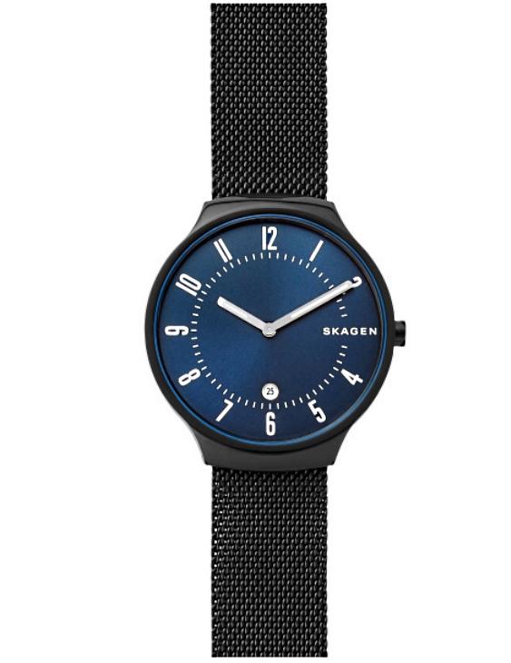 Reloj SKAGEN SKW6461 GRENEN Acero IP Negro Hombre