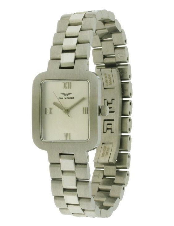 Reloj SANDOZ 81214-08 Brazalete Acero Mujer
