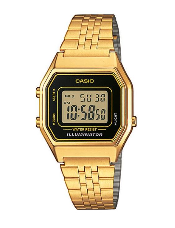 Reloj CASIO LA680WEGA-1ER Digital Mujer