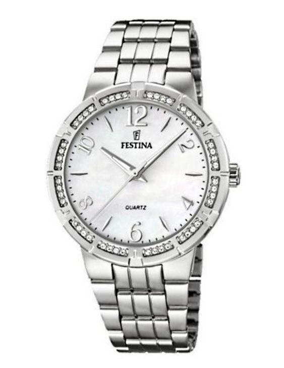 Reloj FESTINA F16703/1 MADEMOISELLE Brazalete Acero Mujer