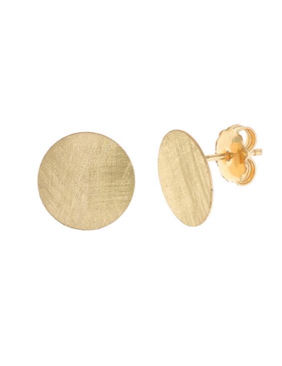 Pendientes SALVATORE 203A0192 Plata con Baño Oro Mujer
