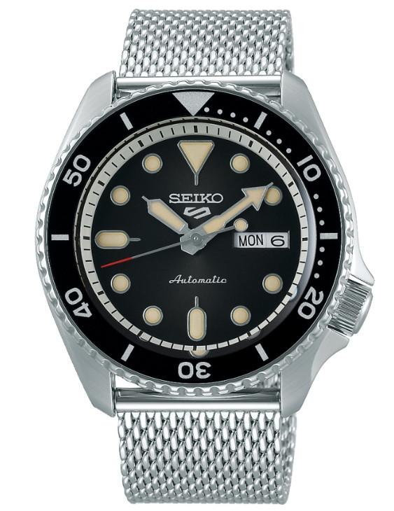 Reloj Seiko SRPD73K1 5 SPORTS Automatico Acero Hombre