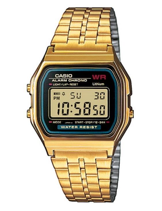 Reloj CASIO A159WGEA-1EF Digital Unisex