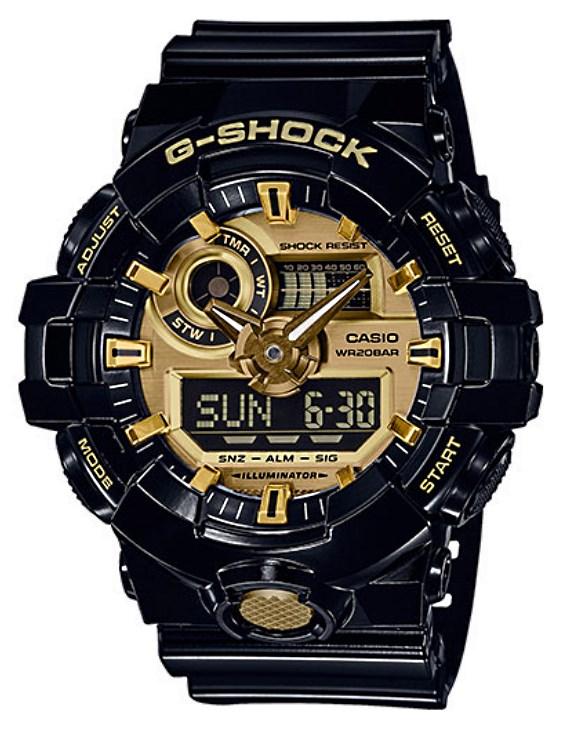 Reloj CASIO GA-710GB-1AER G-SHOCK Digital Hombre